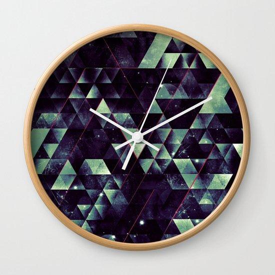 RYD LYNE STYRSHYP Wall Clock