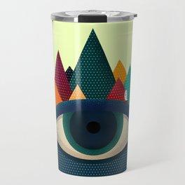 068 - I've seen it owl Travel Mug