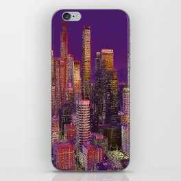LOS ANGELES iPhone Skin