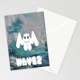Marshmello Wavez Stationery Cards