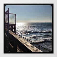Ocean. Canvas Print