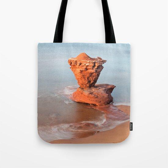 Teapot Rock Tote Bag