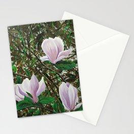 Magnolias Stationery Cards