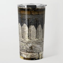 Stone shadows II Travel Mug