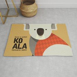 Hello Koala Rug