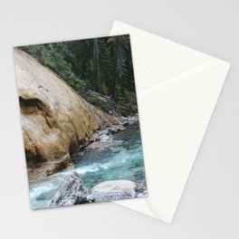 Johnston Canyon Stationery Cards