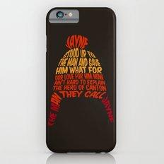 Jayne Hat iPhone 6 Slim Case