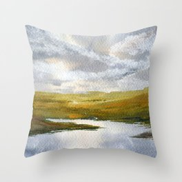 VFR Throw Pillow