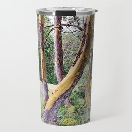 MAGIC MADRONA FOREST Travel Mug