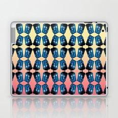 Doctor Who: TARDIS Pattern Laptop & iPad Skin