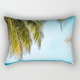 Belize Breeze Rectangular Pillow