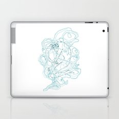 Drowning Laptop & iPad Skin