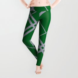 Slytherin Argyle Leggings