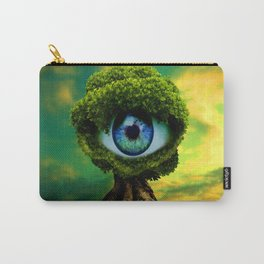 Tree Eye Carry-All Pouch