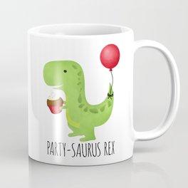 Party-Saurus Rex Coffee Mug