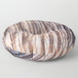 Shar-Pei Driftwood Floor Pillow