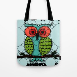 Curiosity Never Killed an Owl Tote Bag