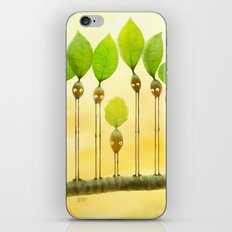 Sprouts iPhone & iPod Skin