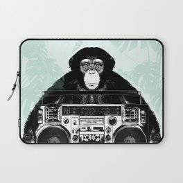 Jungle Music 02 Laptop Sleeve