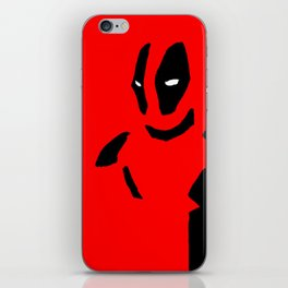 The Merc with the Mouth iPhone Skin