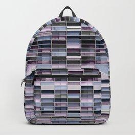 Glass wall Backpack