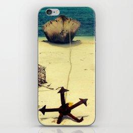 Break the Roots iPhone Skin