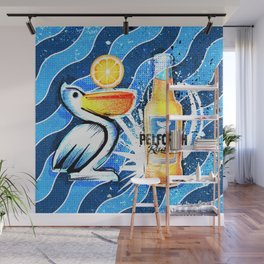 Pelforth by Madrica Wall Mural