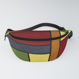 Mondrian VG Fanny Pack