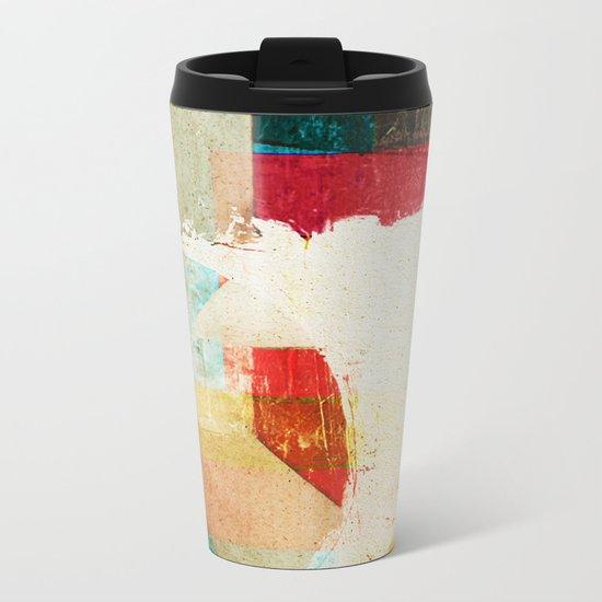 Capricórnio Metal Travel Mug