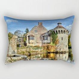 Scotney Castle Rectangular Pillow