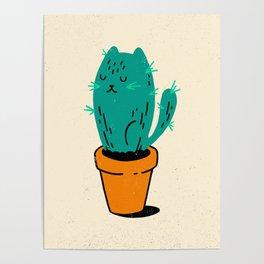 Cat-tus Poster