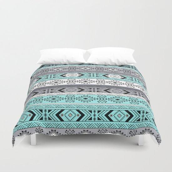 Indian Pattern I Duvet Cover