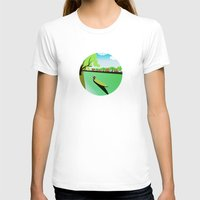 vietnam T-shirts featuring Vietnam views by Design4u Studio