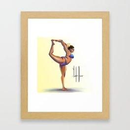 csyogi Framed Art Print