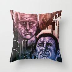 Blade Runner 30th anniversary Throw Pillow