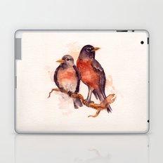 Two Robins Laptop & iPad Skin