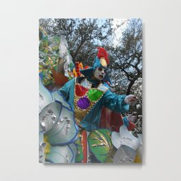 Throw Me Something, Mister Metal Print