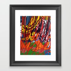 LICHTENSTEIN/PLUTO Framed Art Print