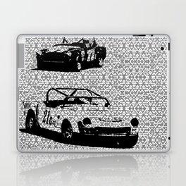Vintage Racing #1 Laptop & iPad Skin