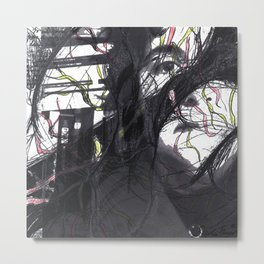 Soul portrait II Metal Print