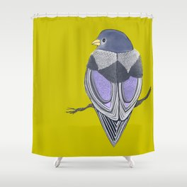 The Little Junco Shower Curtain