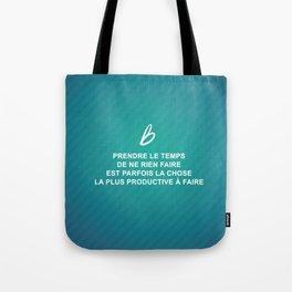 Les Recettes du bonheur  - FOOD Tote Bag