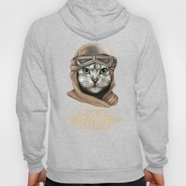 Cat Wars Rey Hoody