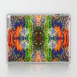 Induced Cosmic Revelations (Four Dreams, In Mutating Cycle) (Reflection) Laptop & iPad Skin
