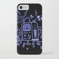 bmo iPhone & iPod Cases featuring BMO by Daniel Delgado