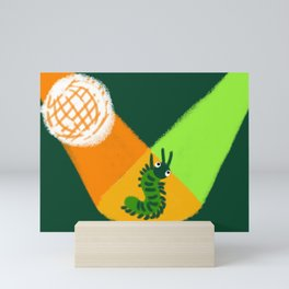 Discopede Mini Art Print