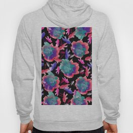 Abstract floral background 999 Hoody