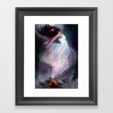 The Side Effect Framed Art Print