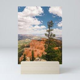 Black Birch Canyon at Bryce Canyon National Park Mini Art Print