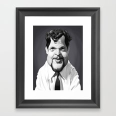 Orson Welles Framed Art Print